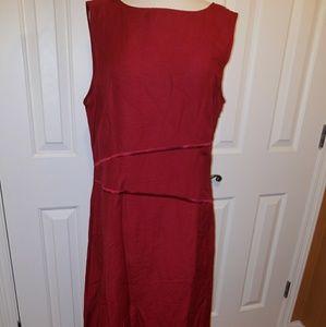 Kenar women's size 16 red